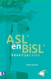 ASL en BiSL praktijkcases   Yvette Backer  