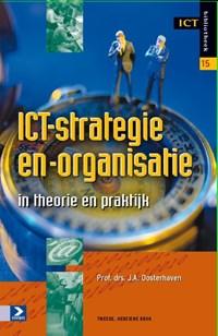 ICT-strategie en -organisatie | J. Arno Oosterhaven |