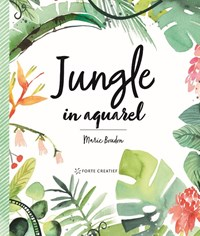 Jungle in aquarel | Marie Boudon |
