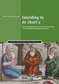 Inleiding in de shari'a | Frans van der Velden |