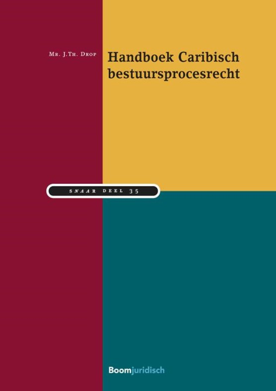 Handboek Caribisch bestuursprocesrecht