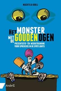 Het monster met de gouden ogen   Machteld Kooij  