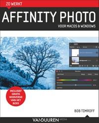 Zo werkt Affinity Photo   Bob Timroff  