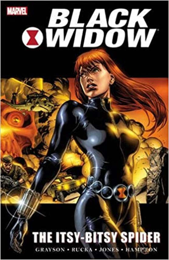 Black widow 00. the itsy bitsy spider
