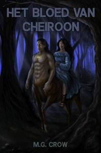 Het bloed van Cheiroon | M.G. Crow |