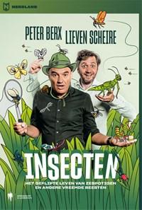 Insecten   Lieven Scheire ; Peter Berx  