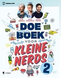Doeboek voor kleine nerds 2 | Lieven Scheire ; Hetty Helsmoortel ; Henk Rijckaert |