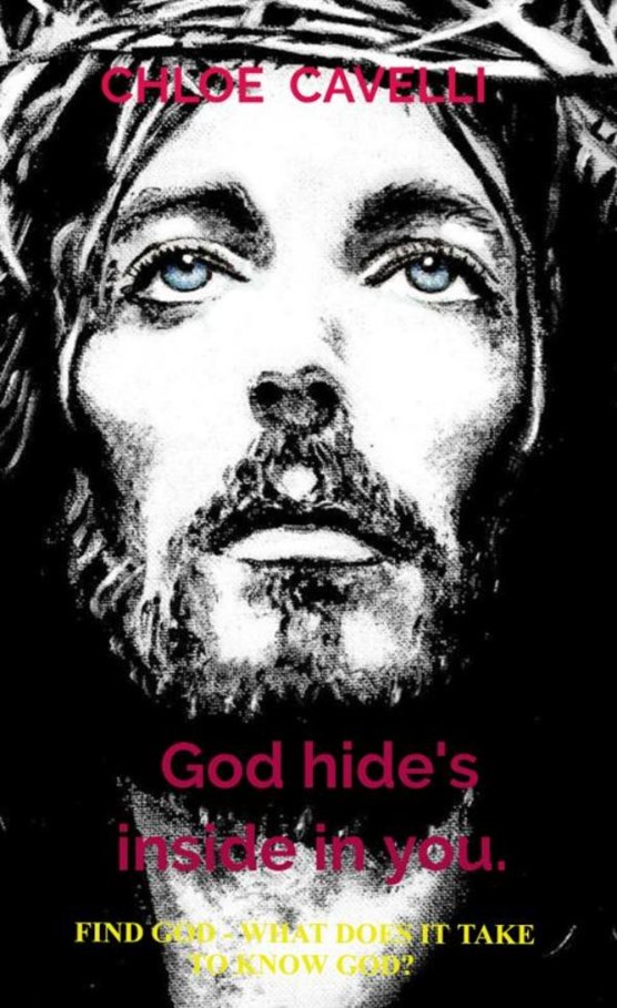 God hide's inside in you.