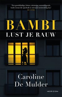 Bambi lust je rauw   Caroline De Mulder  