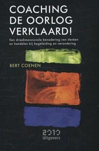 Coaching de oorlog verklaard   Bert Coenen  