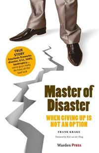 Master of disaster   Frank Krake  