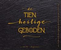 De Tien Heilige Geboden   Edith Hagenaar  