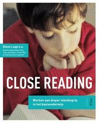 Close reading | Diane Lapp |