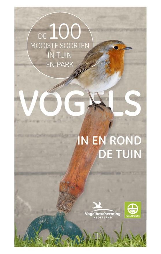 Vogels in en rond de tuin