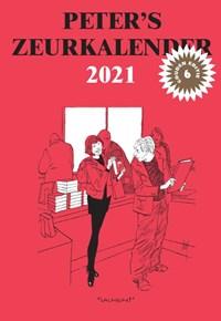 Peter's Zeurkalender 2021   Peter van Straaten  