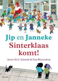 Jip en Janneke Sinterklaas komt! | Annie M.G. Schmidt |