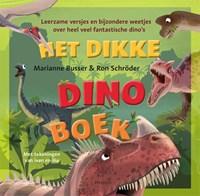 Het dikke dinoboek   Marianne Busser  