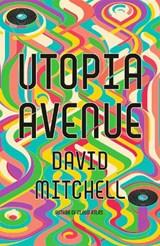 Utopia avenue   david mitchell   9781444799439