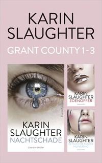 Nachtschade ; Zoenoffer ; Een lichte koude huivering | Karin Slaughter |