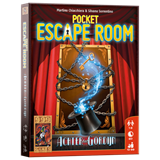 Pocket Escape Room Achter het Gordijn | 999games | 5555555555594