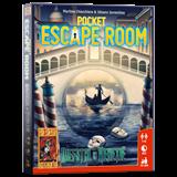 Pocket Escape Room Diefstal in Venetie | 999games | 5555555555598