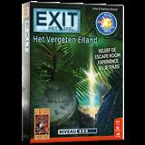 Exit- Het vergeten Eiland | 999games | 5555555555601