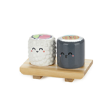 Salt en Pepper set Mr Wonderful & Sushi | Balvi | 7777777777785