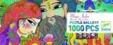 Magic India Puzzle | Djeco | 7777777777805