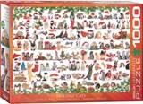 Holiday Cats Puzzle | Eurographics Puzzels | 7777777777808
