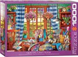 Quilting Craft Room Puzzle | Eurographics Puzzels | 7777777777809