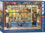 Greatest Bookstore in the World Puzzle | Eurographics Puzzels | 7777777777813