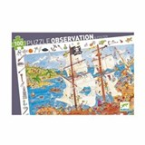 Puzzel Observation Pirates | Djeco | 7777777777817
