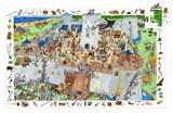 Puzzel Observation Castle | Djeco | 7777777777818