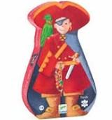 Djeco Puzzel De piraat en zijn schat | Djeco | 7777777777831