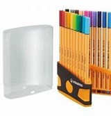 Stabilo set 20 x Pen point 88 Fineliner | Stabilo | 7777777777835