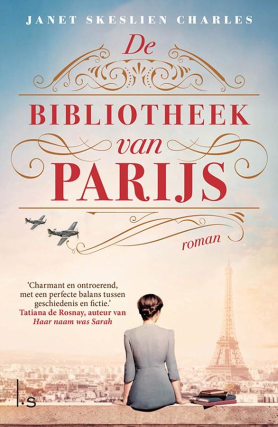 De bibliotheek van Parijs