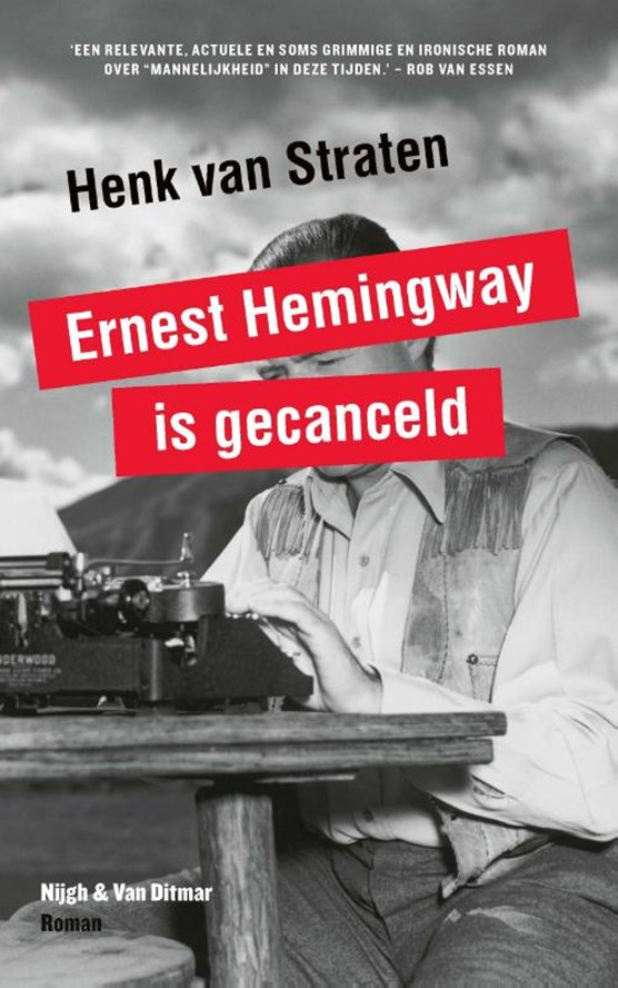 Ernest Hemingway is gecanceld