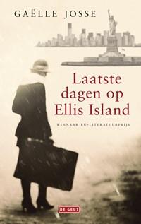Laatste dagen op Ellis Island | Gaëlle Josse |