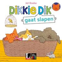 Dikkie Dik gaat slapen | Jet Boeke |