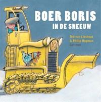 Boer Boris in de sneeuw   Ted van Lieshout  