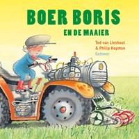 Boer Boris en de maaier   Ted van Lieshout  