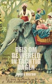 Reis om de wereld in tachtig dagen   Jules Verne  