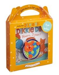 Jarig met Dikkie Dik - Hoera, 3 jaar!   Jet Boeke  