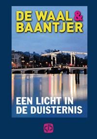 Een licht in de duisternis   S. De Waal ; A.C. Baantjer  