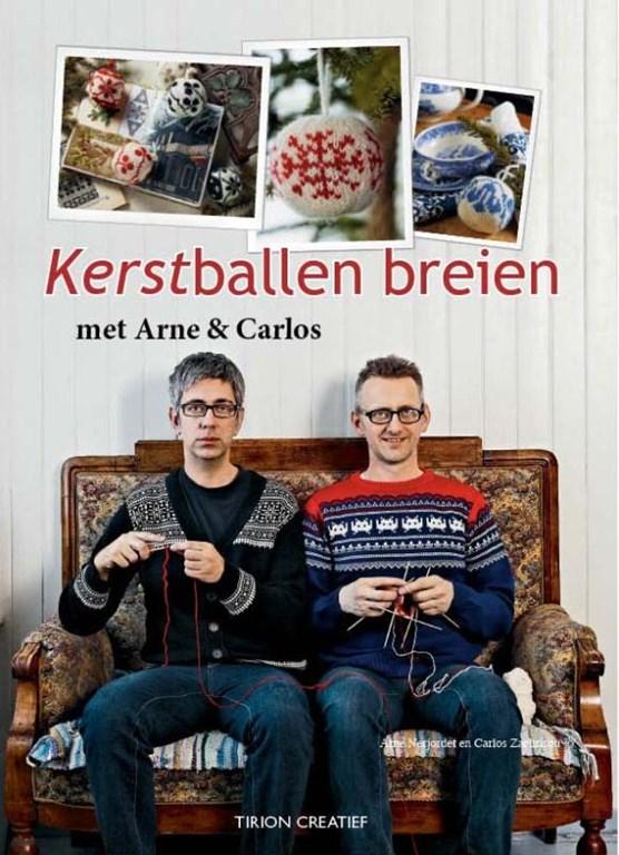 Kerstballen Breien met Arne & Carlos