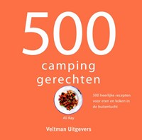 500 campinggerechten   Ali Ray  