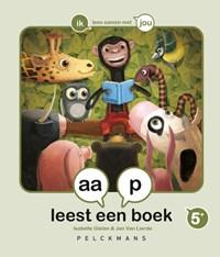 aap leest een boek | Isabelle Gielen |