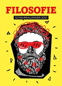 Filosofie Scheurkalender 2021   Red  