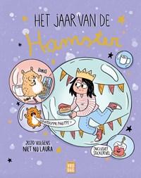 Het jaar van de hamster | Laura Janssens ; Niet nu Laura |